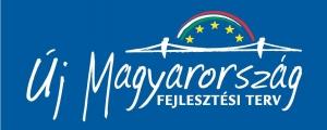 Új Magyarország Fejlesztési Terv logo