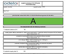 Odelo Automotive Signal Lights